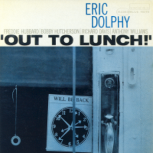 Dolphy_out_to_lunch